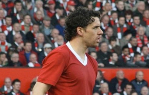 Owen Hargreaves, Manchester United and England midfielder